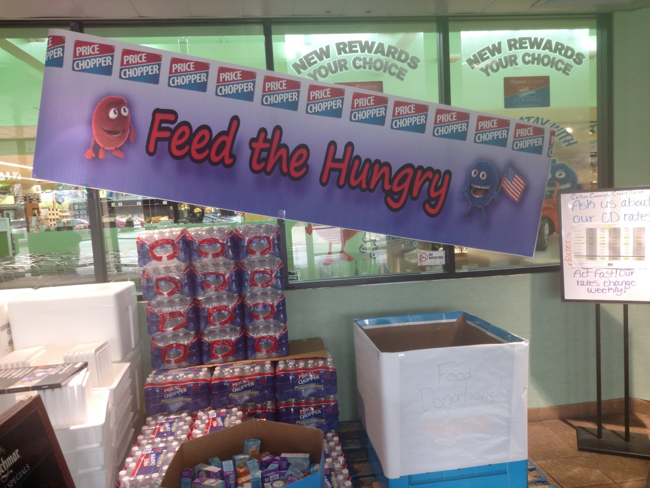 Price Chopper - Feed The Hungry