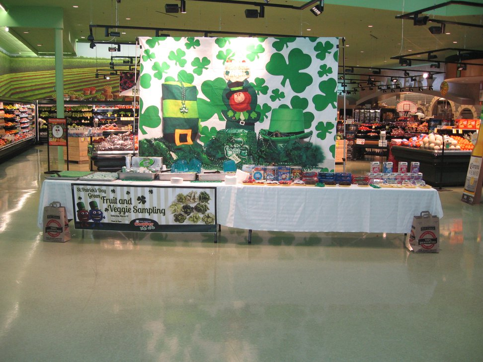 Price Chopper Kids Club - St. Patricks Day